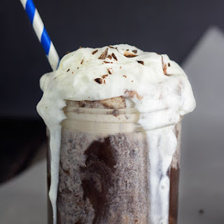 German Iced Chocolate (Eisschokolade)