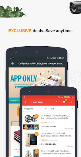 Banggood - New user get  10% OFF  coupon 5.6.5 screenshots 3