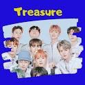 Treasure Wallpaper & Music icon
