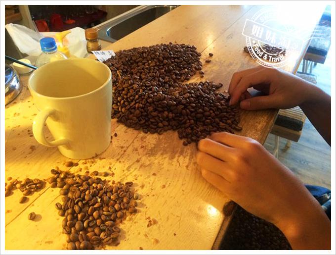 36味咖啡館。自家煎焙 單品咖啡