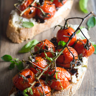 Roasted Vine Tomatoes Recipes.