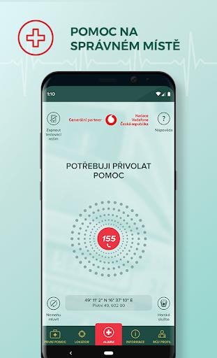 Záchranka screenshot for Android