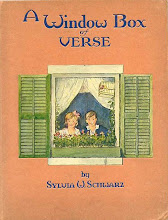Photo: A Window Box Of Verse.  Sylvia Schwarz (author), Saml Gabriel, 1930.