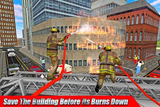 Télécharger 911 secours d'urgence-réponse simulateur jeux 3d apk mod screenshots 6