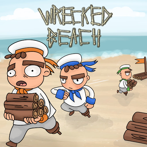 Wrecked Beach