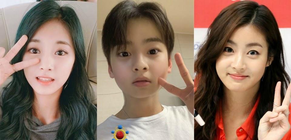 Cha Eunwoo Baby Pic Lookalikes