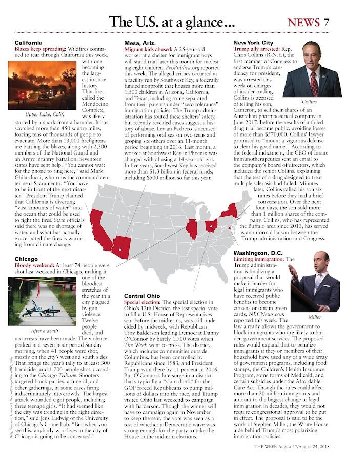 The Week Magazine- screenshot