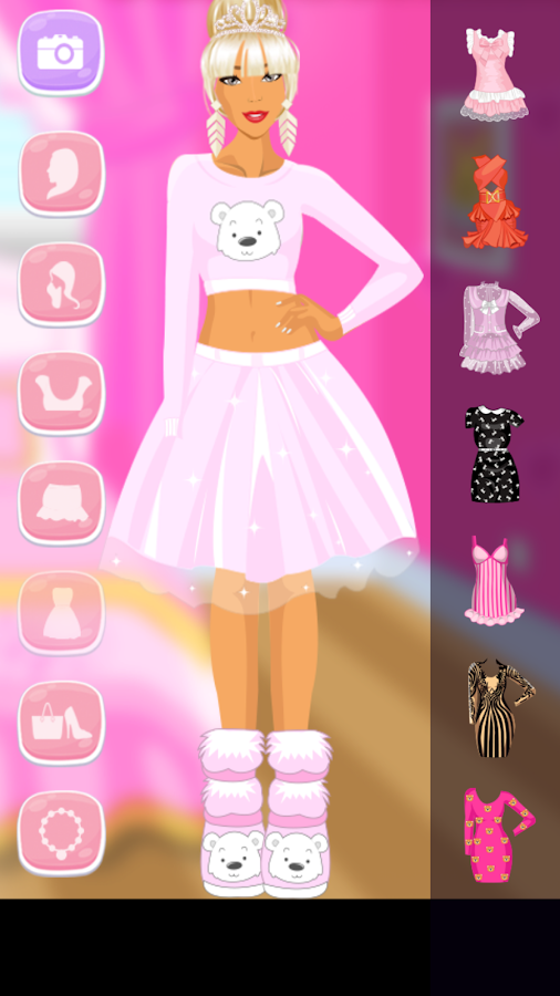 Fashion Girl- screenshot