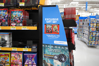 Photo: You can only get the Box set at Walmart, it has the Graphic Novel in it which my son really liked.
