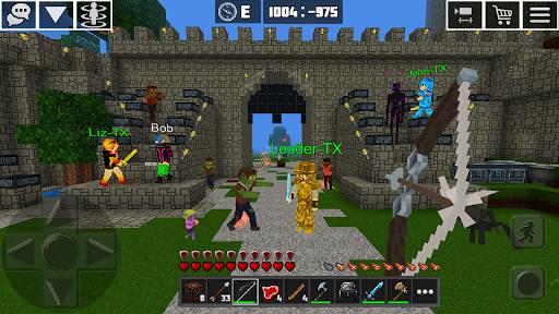 Multicraft: Block Craft Mini World 3D apkdebit screenshots 15