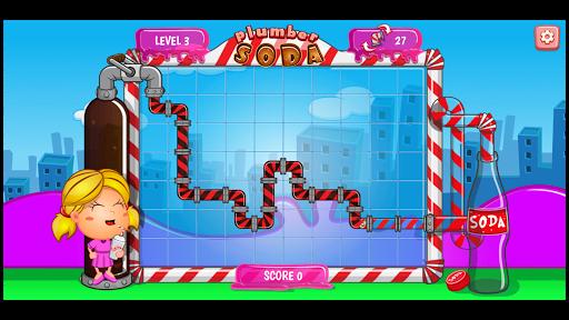 Soda Plumber Pipes Game 1.0.1 screenshots 3