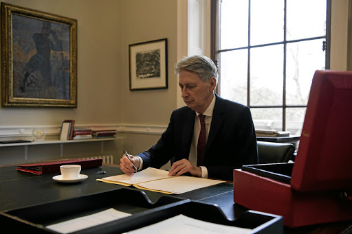 Pessimism:  UK finance minister Philip Hammond called for a transition phase of a few years. Executives are pessimistic about Britain getting a deal because it must first agree on exit terms. Picture: REUTERS