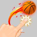 Basketball Dunk Hoop icon