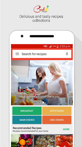 Indian Recipes for Android apk 1