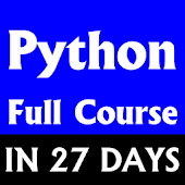 Learn Python Full Course