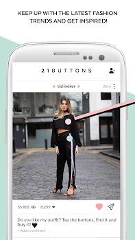21 Buttons - Fashion outfits