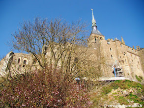 Photo: #020-Le Mont Saint-Michel