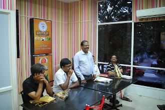 Photo: ராஜவேலு - செம்பியன் மாதேவி பற்றி உரை