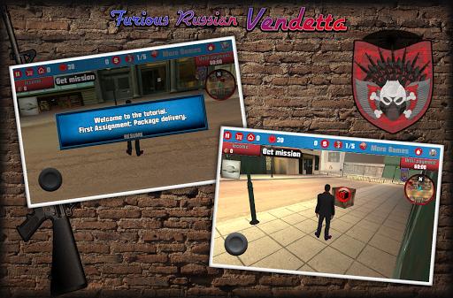 Furious Russian Vendetta v1.7 APK (Mod) ~ Andros Maniac