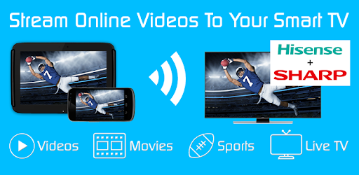 Video & TV Cast | Hisense & Sharp & TiVo & VEWD - Apps on Google Play