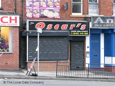 Oscars On Woodsley Road Fast Food Takeaway In Little