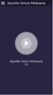 Apostle Simon Mokoena - náhled
