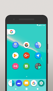 Pixio XL Icon Pack Screenshot