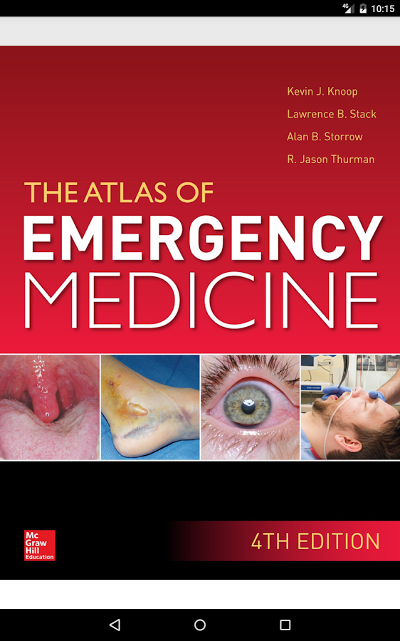 The Atlas of Emergency Medicine, 4th Edition- screenshot