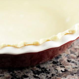 Perfectly Flaky Pie Crust Recipe