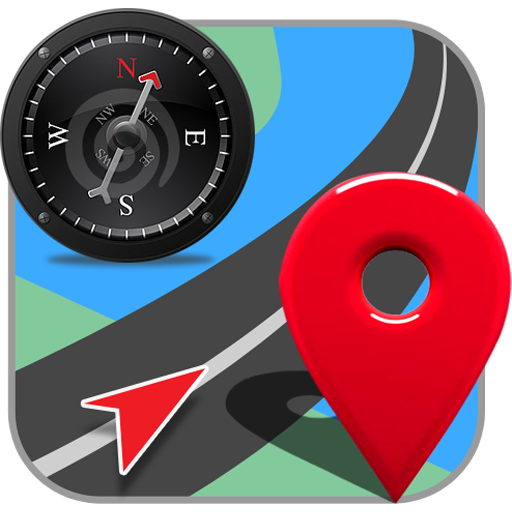 GPS Route Finder, Maps & Navigations
