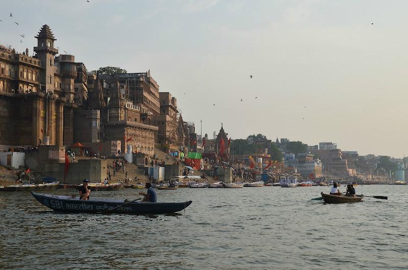 Varanasi Città Sacra di Migliu