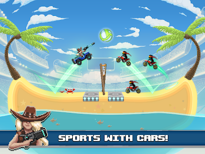Drive Ahead! Sports Screenshot
