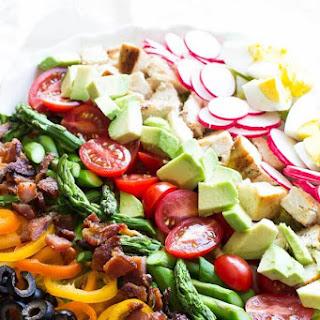Classic Spring Cobb Salad