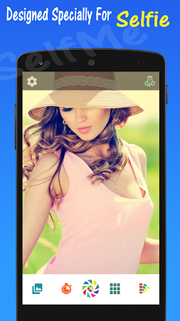 SelfMe Selfie Camera & Sticker 1.1.4 screenshot 489781