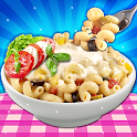 Mac and Cheese Maker - Real Pasta Cooking Game icon