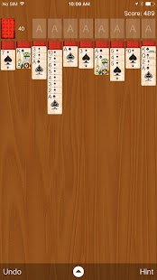 Spider Solitaire Classic- screenshot thumbnail