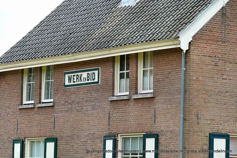 Aangeboden door: Stichting Microtoerisme InZicht Fotoblog Veenhuizen Woning stichtelijk werk en bid