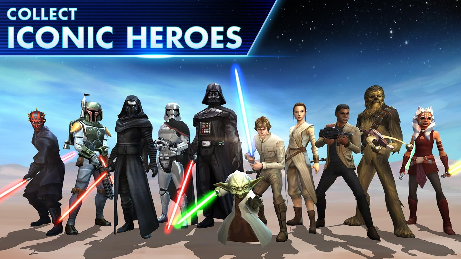 'Star Wars: Galaxy of Heroes': Top 10 Tips & Cheats ...
