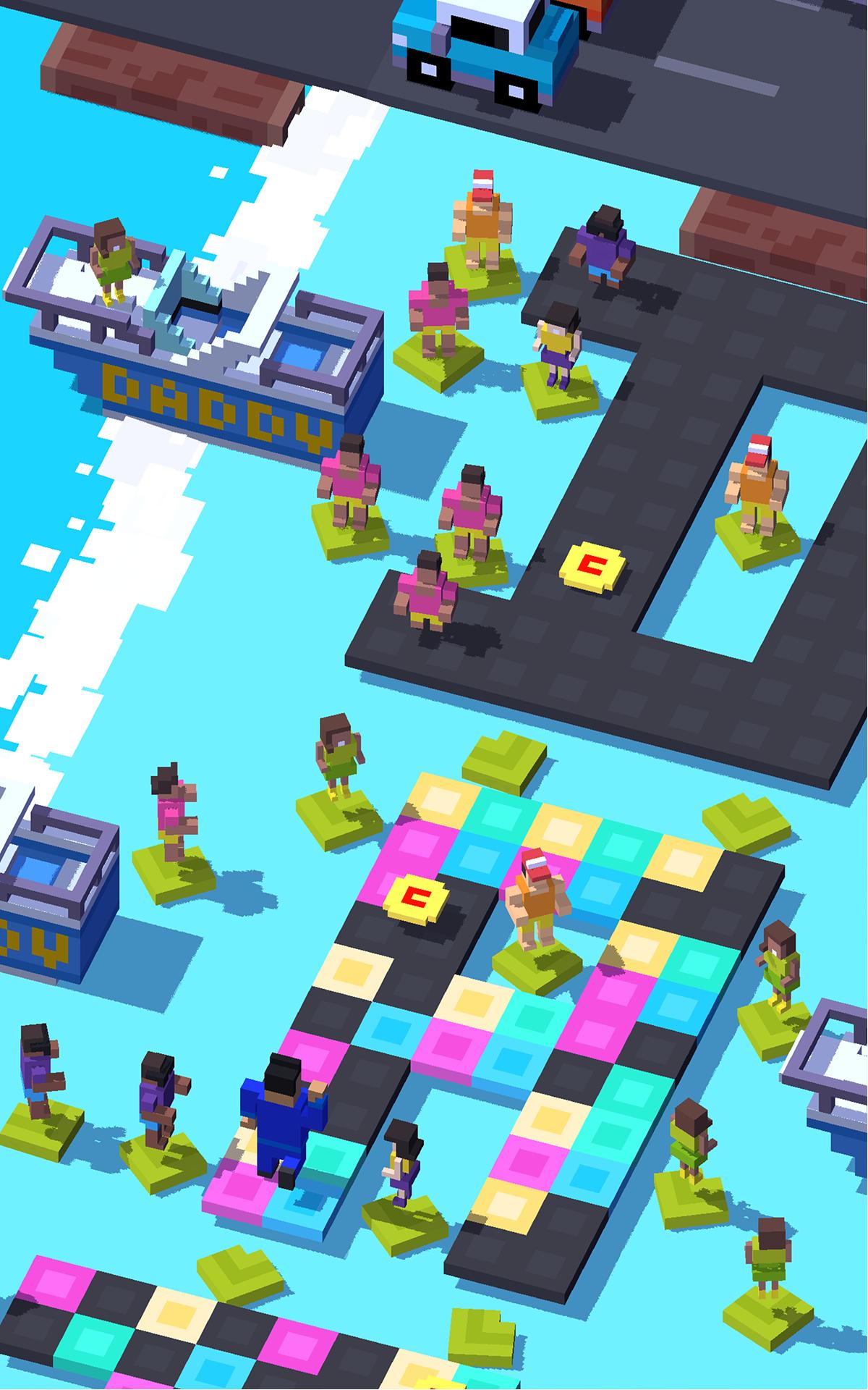 Crossy Road screenshot #16