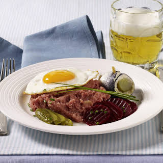 Labskaus - A Traditional Northern German Dish.