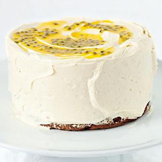 Teresa Cutter's healthy hummingbird cake.