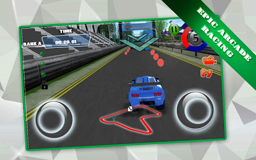 Traffic Madness Car Racer