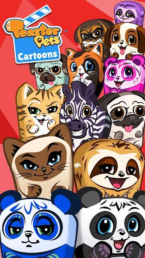 Toaster Pets Cartoons  screenshots 1