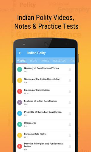 #1 GK App: Daily Current Affairs 2018, GK in Hindi 1.13 screenshots 11