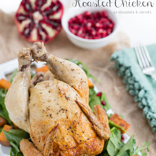 Bundt Pan Roasted Chicken