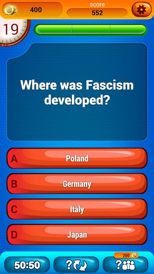 world war 1 quiz pdf