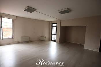 Appartement 2 pièces 60,54 m2
