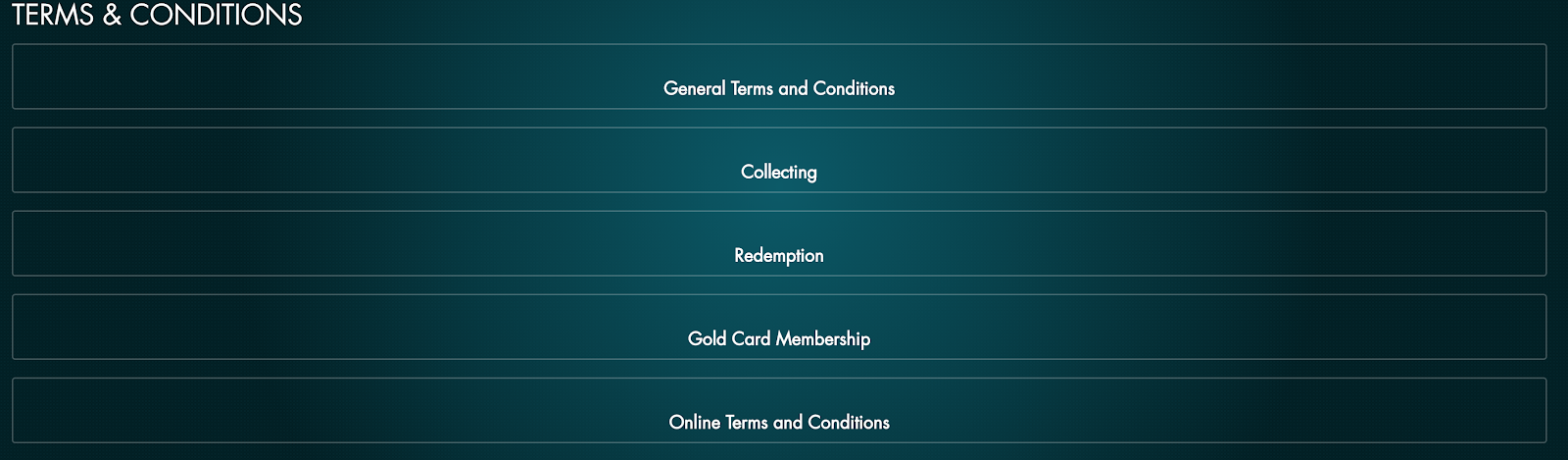 Check out the terms and conditions of the bonuses you get from Grosvenor Casinos before you sign up