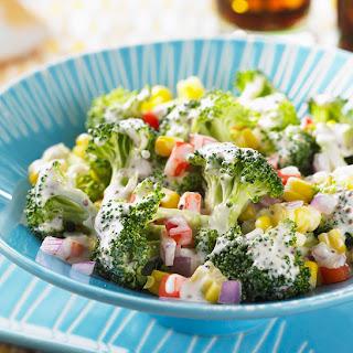 Broccoli Corn Salad Recipes.