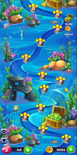 Bubble Blast : Fish Rescue screenshot 2
